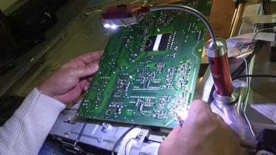 ремонт ЖК LCD телевизоров телемастер выезд на дом москва