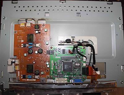ремонт замена подсветки монитора мастер выезд на дом
