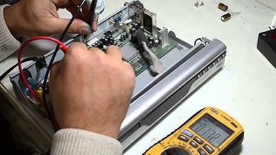 ремонт ресиверов телемастер москва